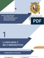 LAMINADOS EXPOSICION