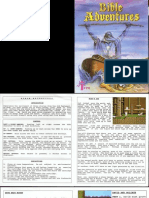 Bible Adventures nes manual