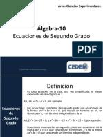 C10-Ecuaciones de Segundo Grado.pdf