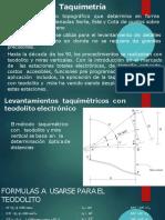 Taquimetria - UNAMBA