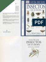 Chinery, Michael - Guía de los insectos de Europa (2002, Omega)