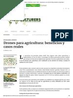 Drones Para Agricultura_ Beneficios y Casos Reales