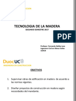 Curso Tecnologia de La Madera