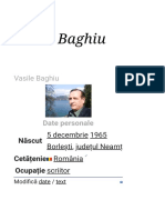 Vasile Baghiu - Wikipedia