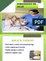 Cuidado Humano Al Paciente Con