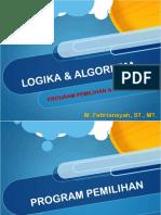 Materi VIb - Logika & Algoritma.pptx
