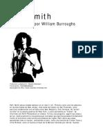 Patti Smith entrevistada por Burroughs.pdf