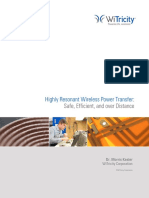 Highly Resonant Wireless Power Transfer_4juni 2018