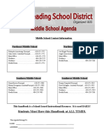 2015 Student Handbook_Southern Middle