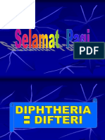 Kuliah Difteri, Pertusis, Tetanus, Dt
