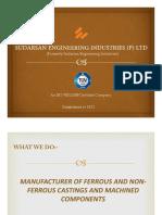 Non-ferrous castings