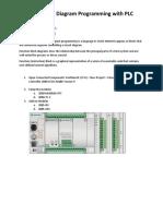 Tutorial 06 Function Block Diagram Programming With PLC Tutorial