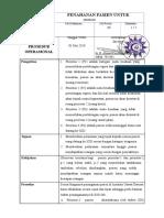 293277384 Apk 1 1 Spo Penahanan Pasien Untuk Observasi PDF