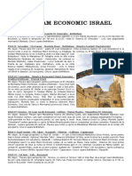 Program Economic Israel 2019 PDF