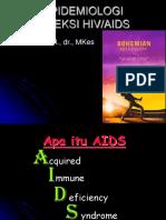 Epidemiologi Aids Di Indonesia 2018