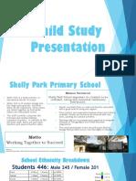 child study presentation