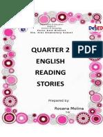 English Reading Stories Quarter 2