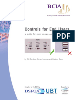 BSRIA 2007 - Controls for End Users