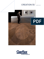 Gerflor Guide Creation 55 Dryback Clic Xpress Intl PDF 348
