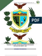 Informe Topografico Quilmana