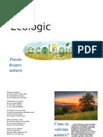 Codul Ecologic