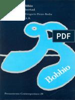 8.2 Bobbio, Igualdad y Libertas (6, 7, 8, 9 y 10)