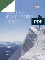 FICCI Travel Hospitality Gone Digital