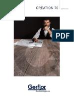 Gerflor Guide Creation 70 Dryback Clic Xpress Intl PDF 348