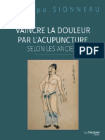 Vaincre La Douleur Par Acupuncture Philippe Sionneau