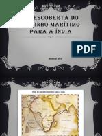 A descoberta do caminho marítimo para a índia.pptx