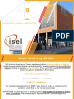 Coursework 2019 ISEL