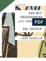 ASP .NET Programming with C# & SQL Server by Don Gosselin.pdf