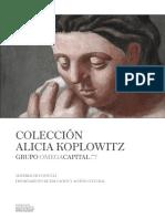 Colección Alicia Koplowitz - Grupo Omega Capital