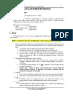 Manual - Interdisciplinar[1]