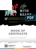 LIFE WITH BEARS Book of Abstracts_A4_web