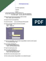 XML Tags Details