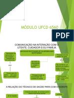 UFCD 6560