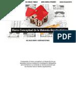 Marco Conceptual de La Vivienda Elemental