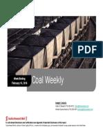 Coal Weekly