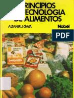 Principios de Tecnologia de Alimentos