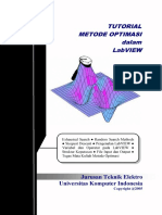 Tutorial Metode Optimasi dalam LabVIEW.pdf
