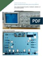PRACTICA Nº 2 Osciloscopio y Banco Electronico