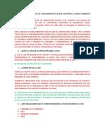 Preguntas y Respuestas Normatividad Ambiental