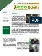 ecoboletin octubre 2010