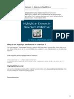 Skptricks.com-How to Highlight an Element in Selenium WebDriver