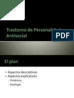 13. TP Antisocial