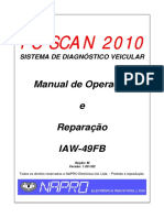Manual de Injecao Fiat IAW49FB