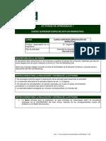 AEC1. Objetivos y DAFO (1)