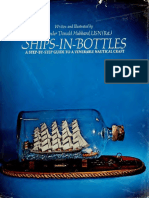 Ships-In-bottles; A Step-By-step Guide to a Venerable Nautical Craft