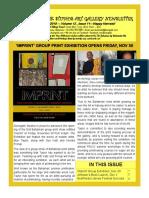 Doongalik Art Newsletter November 2018